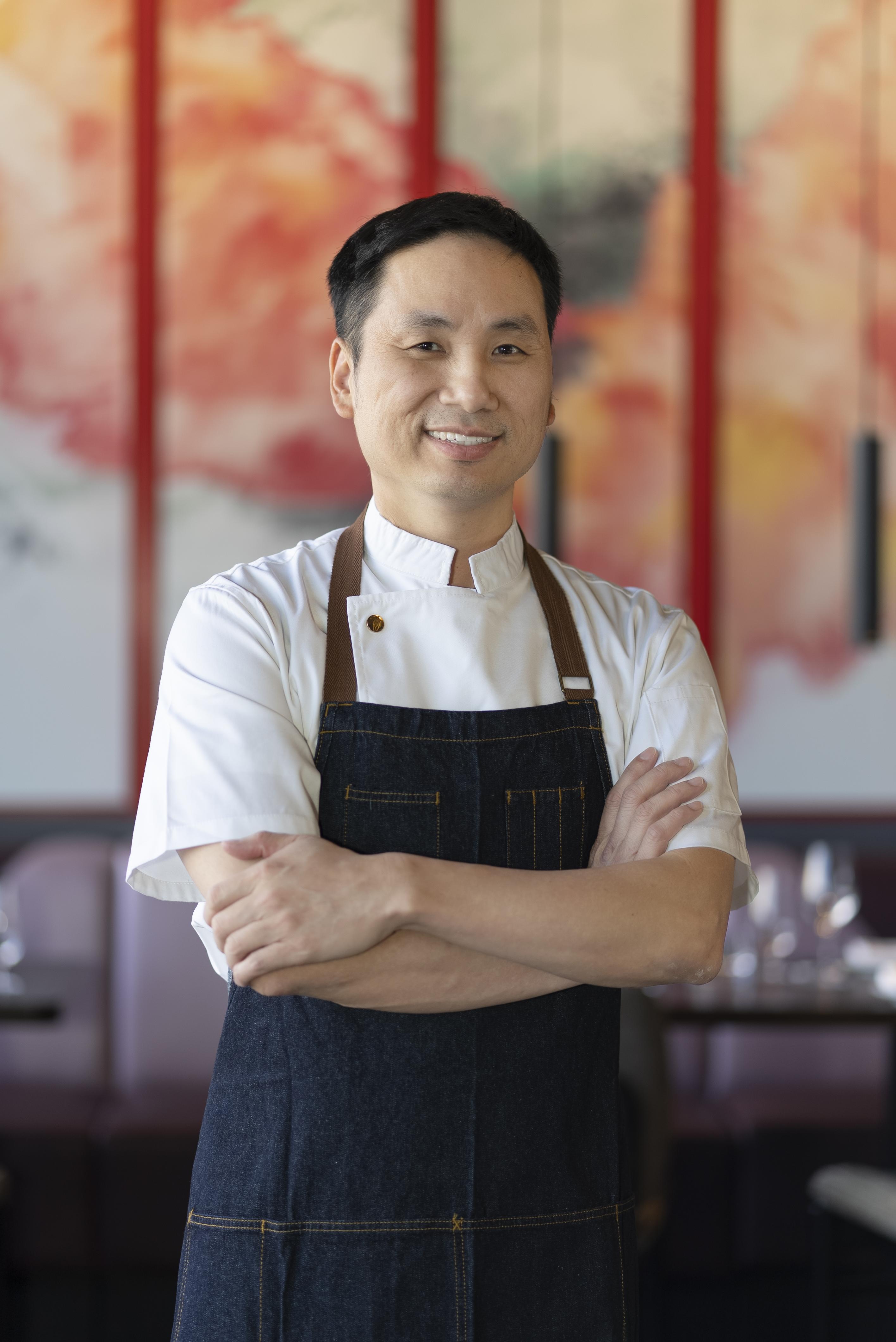 大马星级厨师何振文在国际餐饮界推广创意粤菜