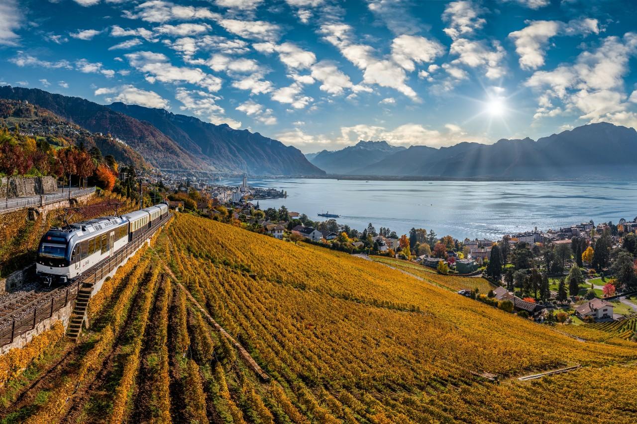 最佳旅游国家 — 瑞士