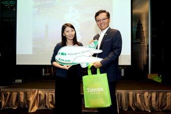 The winners of the competitions took away 2 return KL-Taipei tickets.