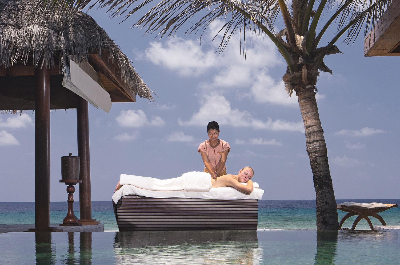 Ocean Retreat at Naladhu Private Island, Maldives