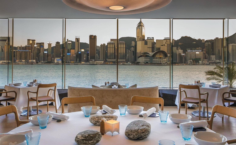 1-Michelin Star French Restaurant at InterContinental Hong Kong