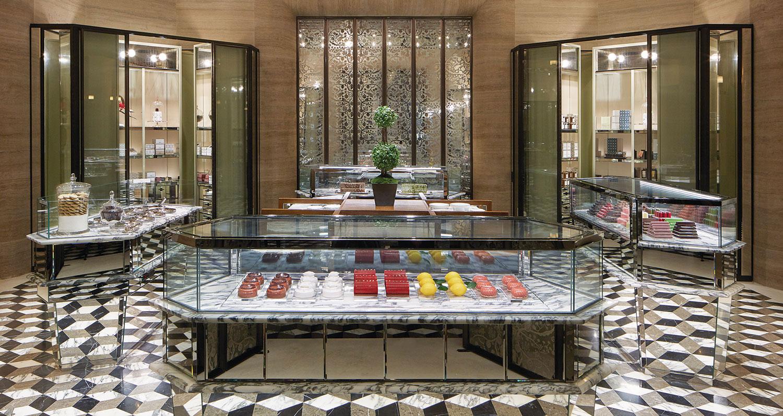 Rosewood Hong Kong:A Jewel Box Of Sweets