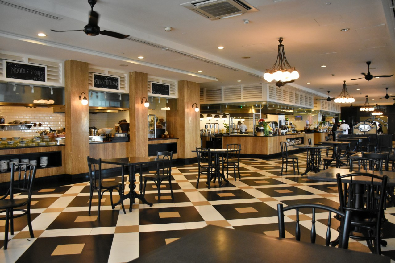 E&O's Sarkies Is Back With The All New Dining Concept