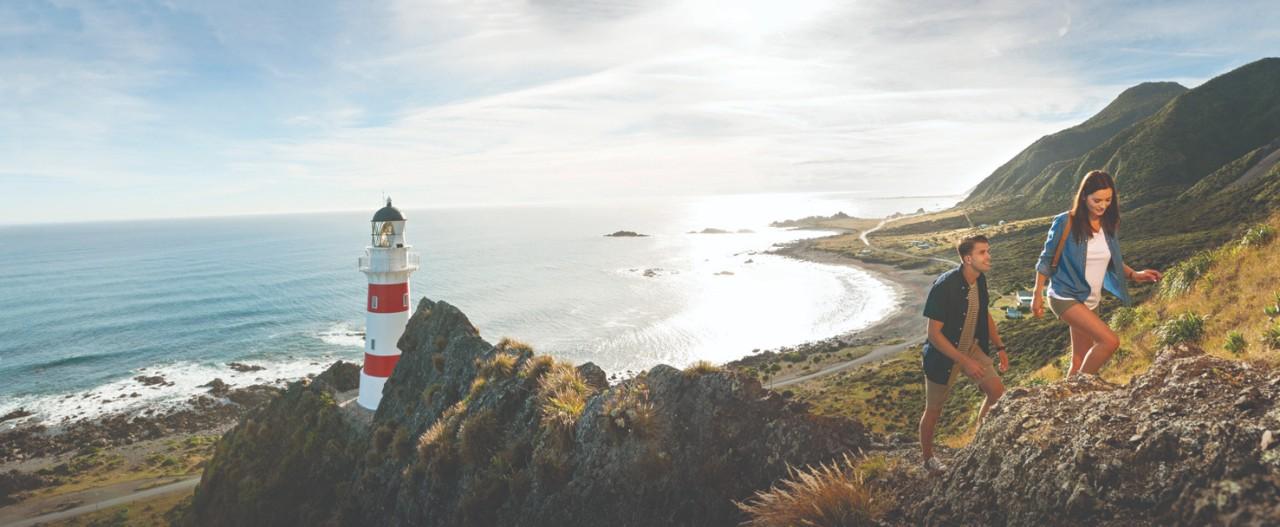 The Gold List 2020 Best International Destination — Wellington, New Zealand