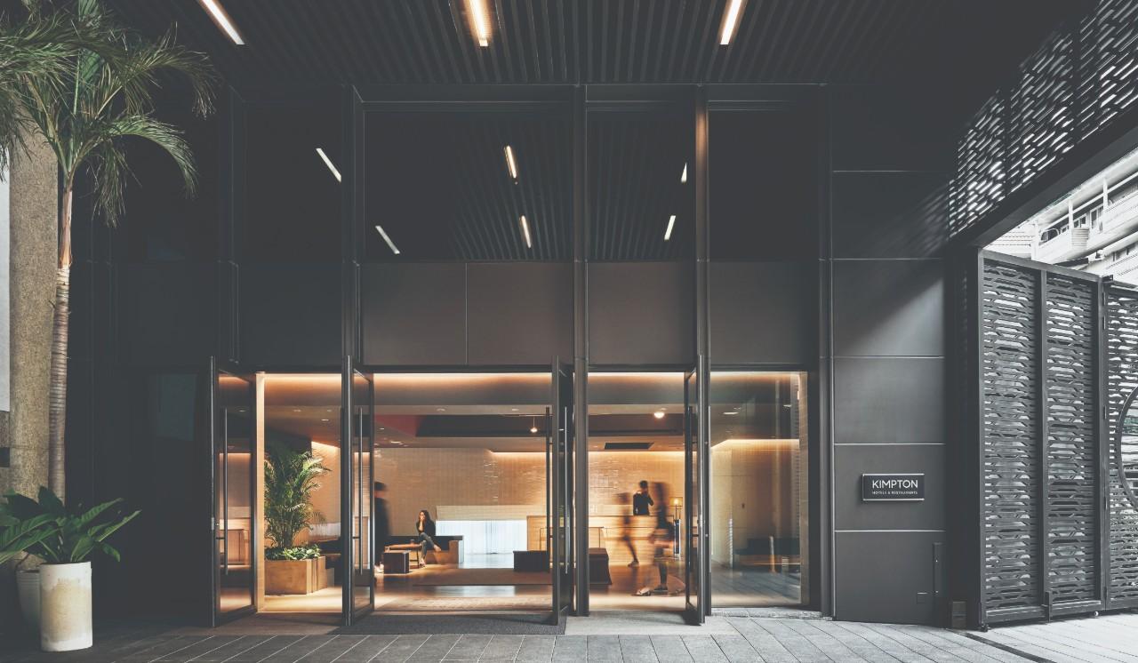 The Gold List 2020 Best International Hotel — Kimpton Da An, Taipei