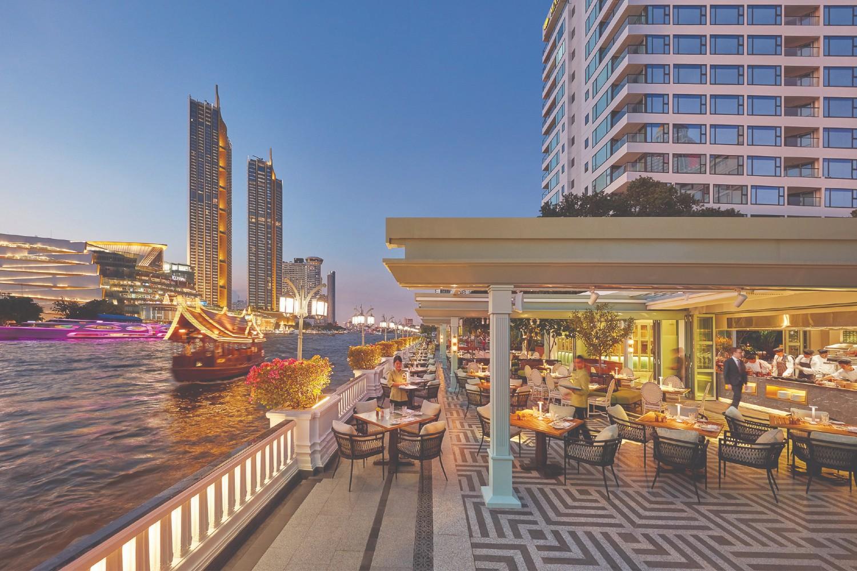 The Gold List 2020 Best International Hotel — Mandarin Oriental, Bangkok