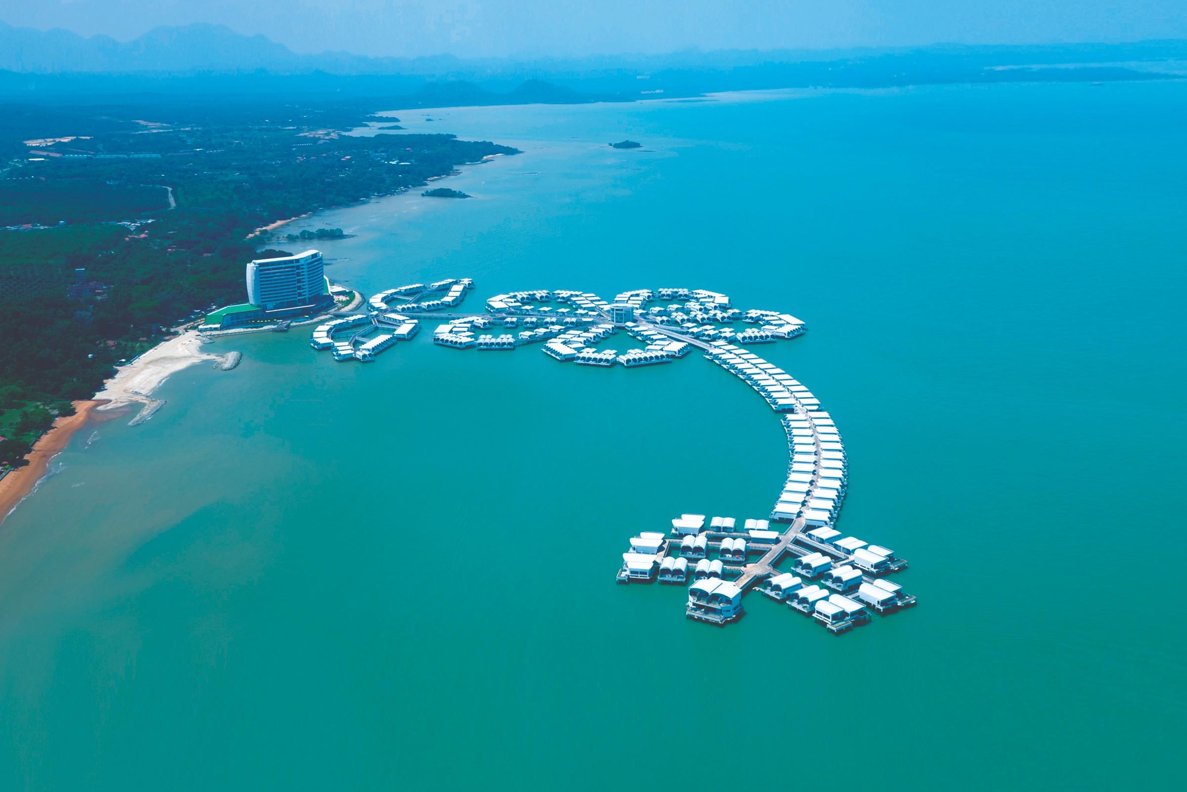 The Gold List 2020 Best International Hotel — Lexis Hibiscus Port Dickson