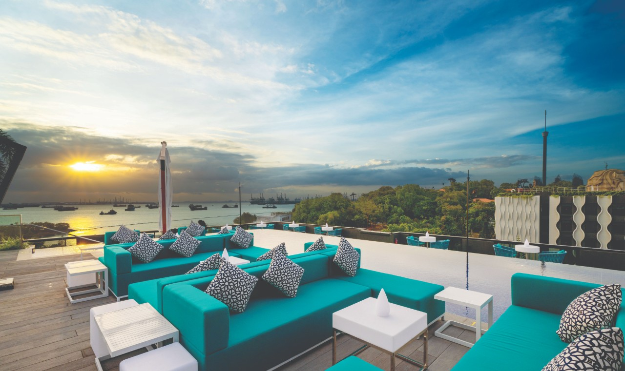 The Gold List 2020 Best International Hotel — The Outpost Hotel Sentosa