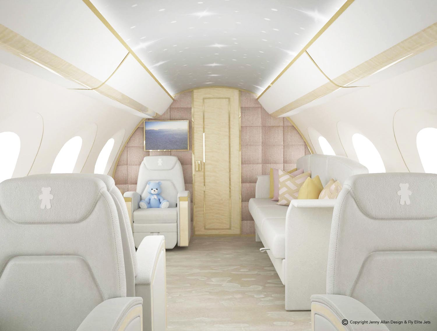 FlyEliteJets With Its World's First Flying Nursery