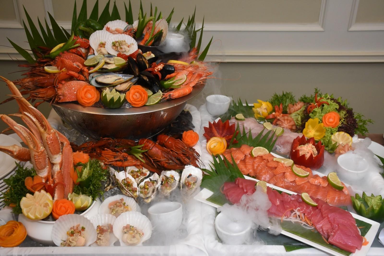 Let's Celebrate Christmas and New Year at E & O Hotel Penang