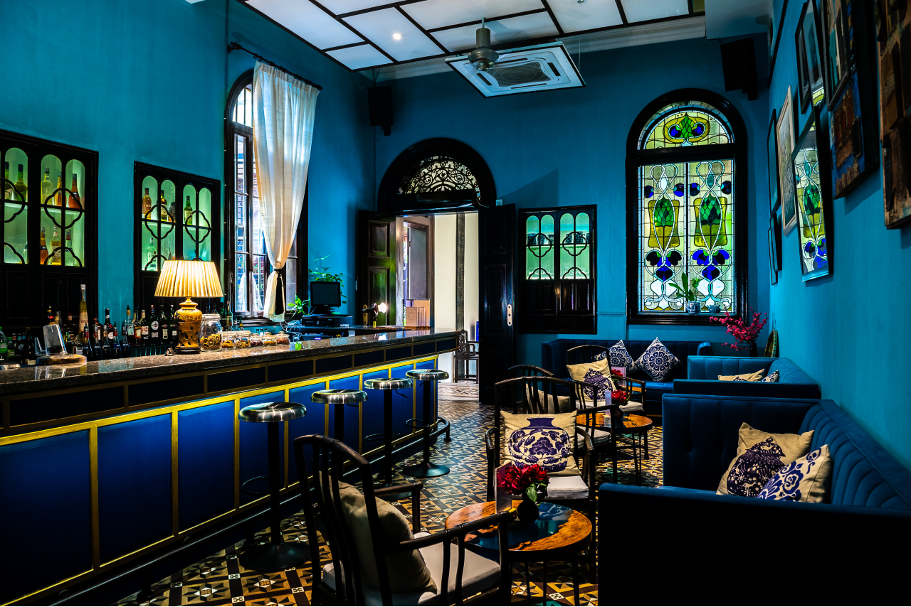 The Blue Mansion: A Quintessential Legacy of Penang