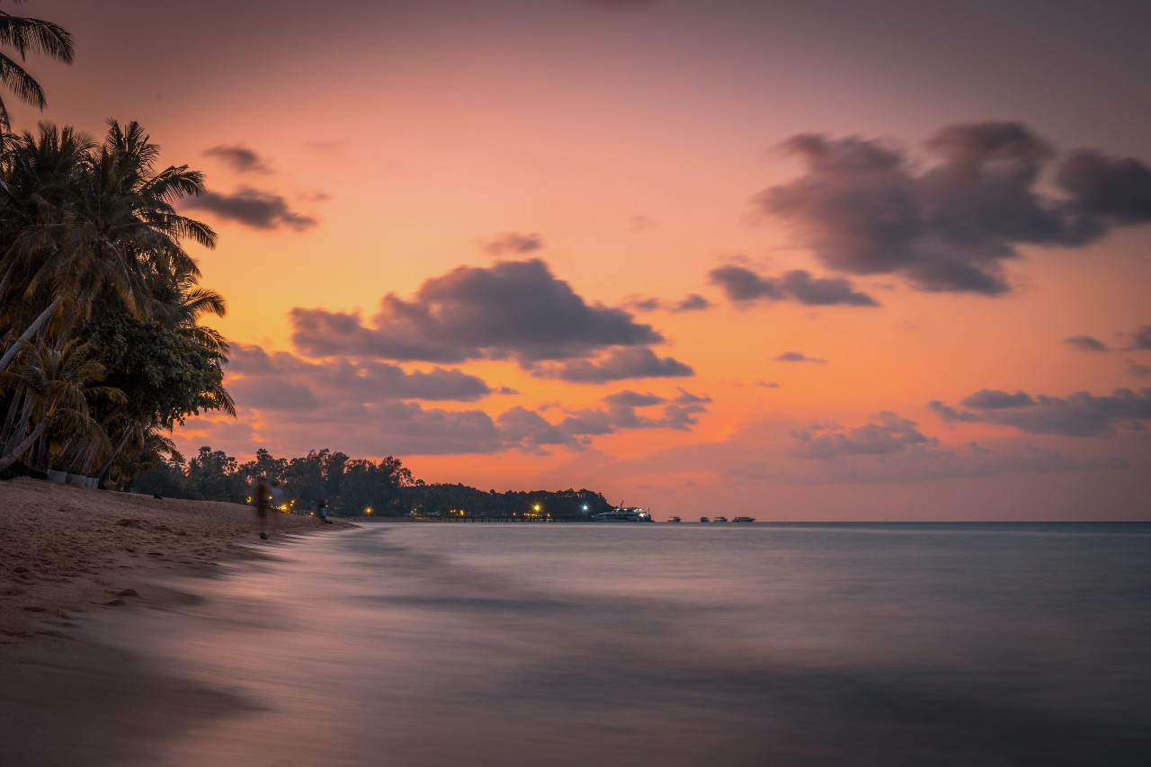 Samui Maenam Beach