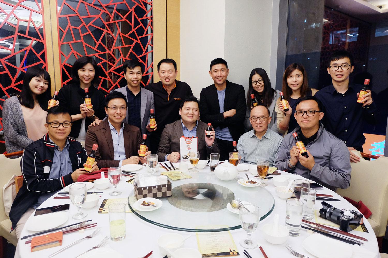 Ghee Hiang Sesame Oil & PoPo Soya Sauce