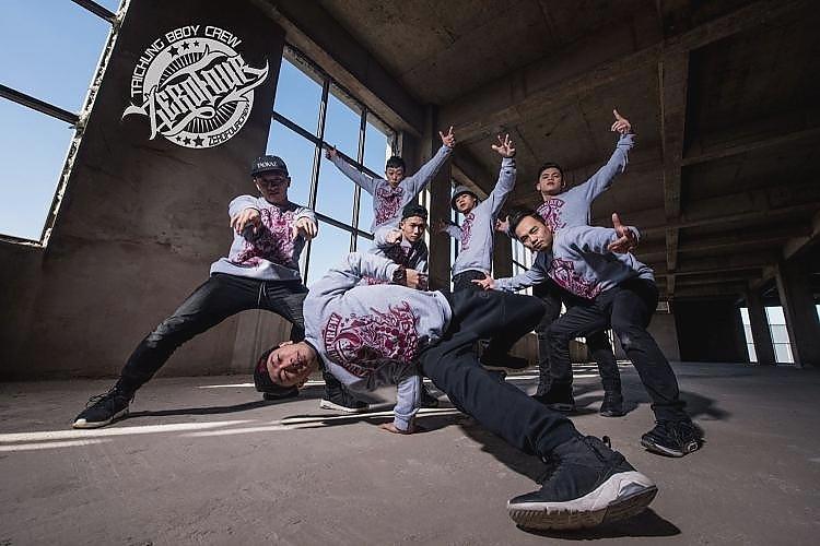 Zero Four Dance Crew