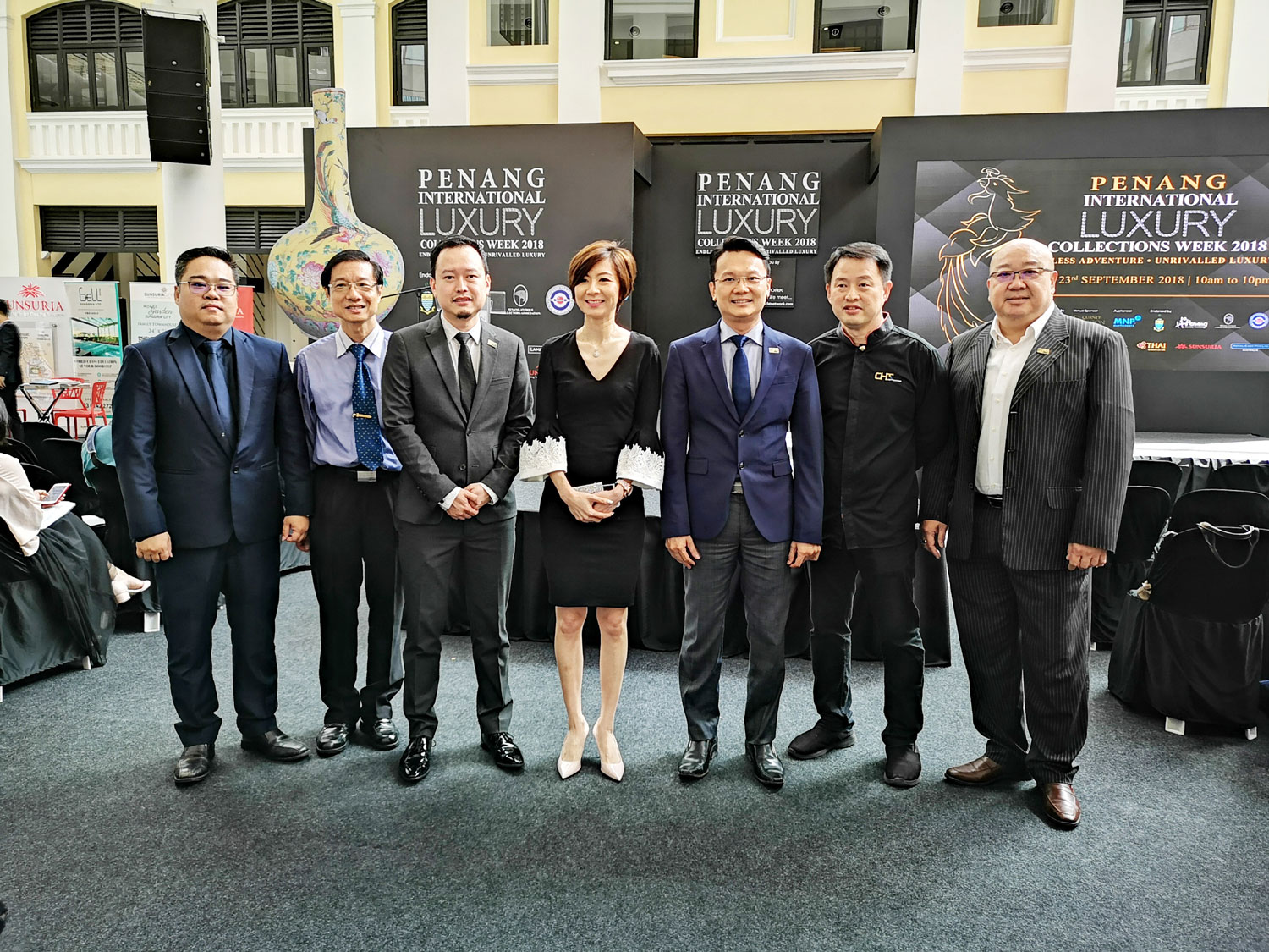 International Luxury Collections Week 2018 Penang