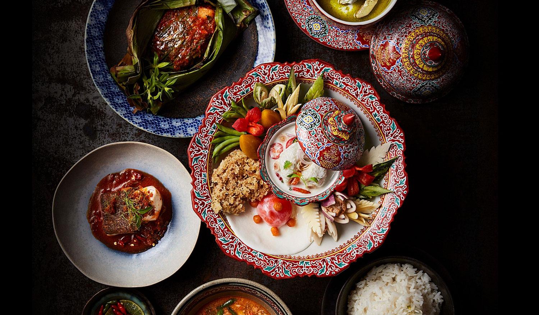 New Bangkok Restaurant 'R-HAAN'