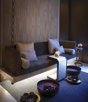 Spa Couples' Suite Relaxation