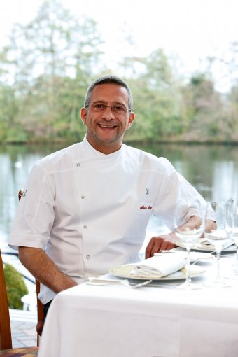 Chef Alain Roux