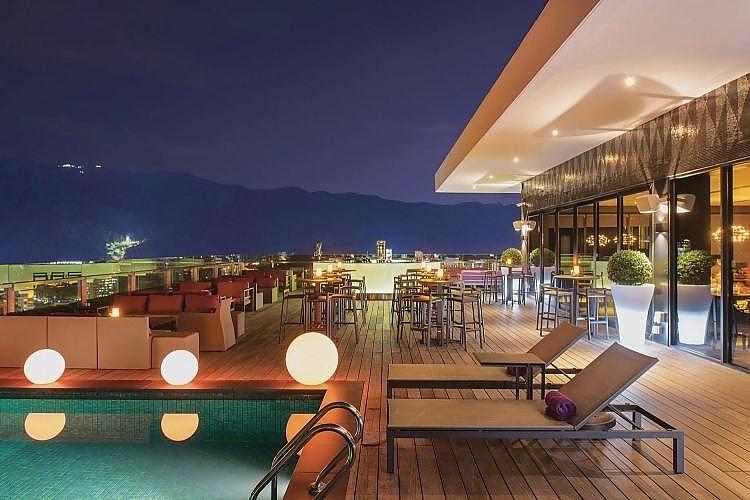 Gravity Rooftop Bar