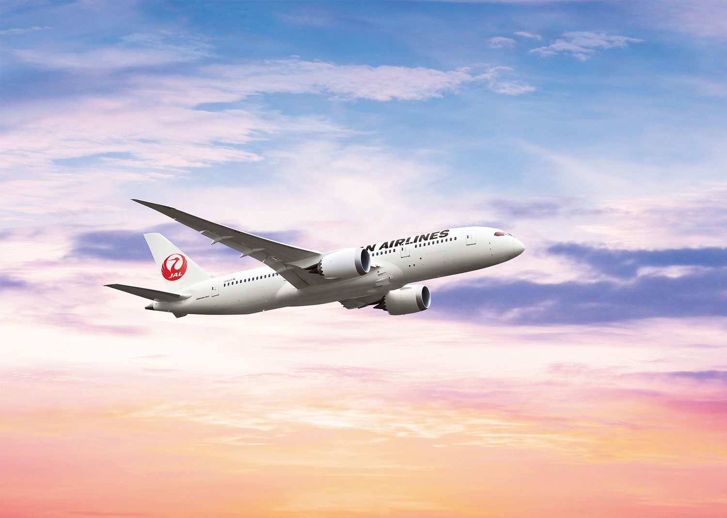 Japan Airlines: Discover The Stunning Colours of Japan