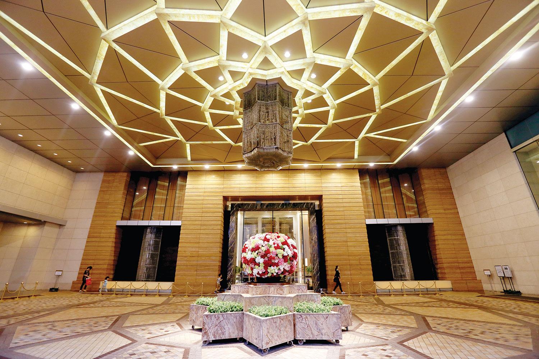 THE OLYMPIAN HONG KONG: A HIDDEN URBAN OASIS