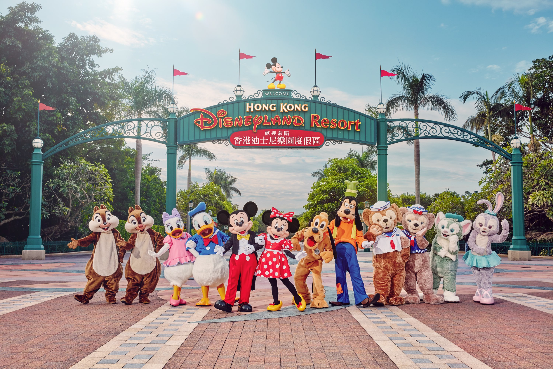 Hong Kong Disneyland: Asia's Marvel Hub