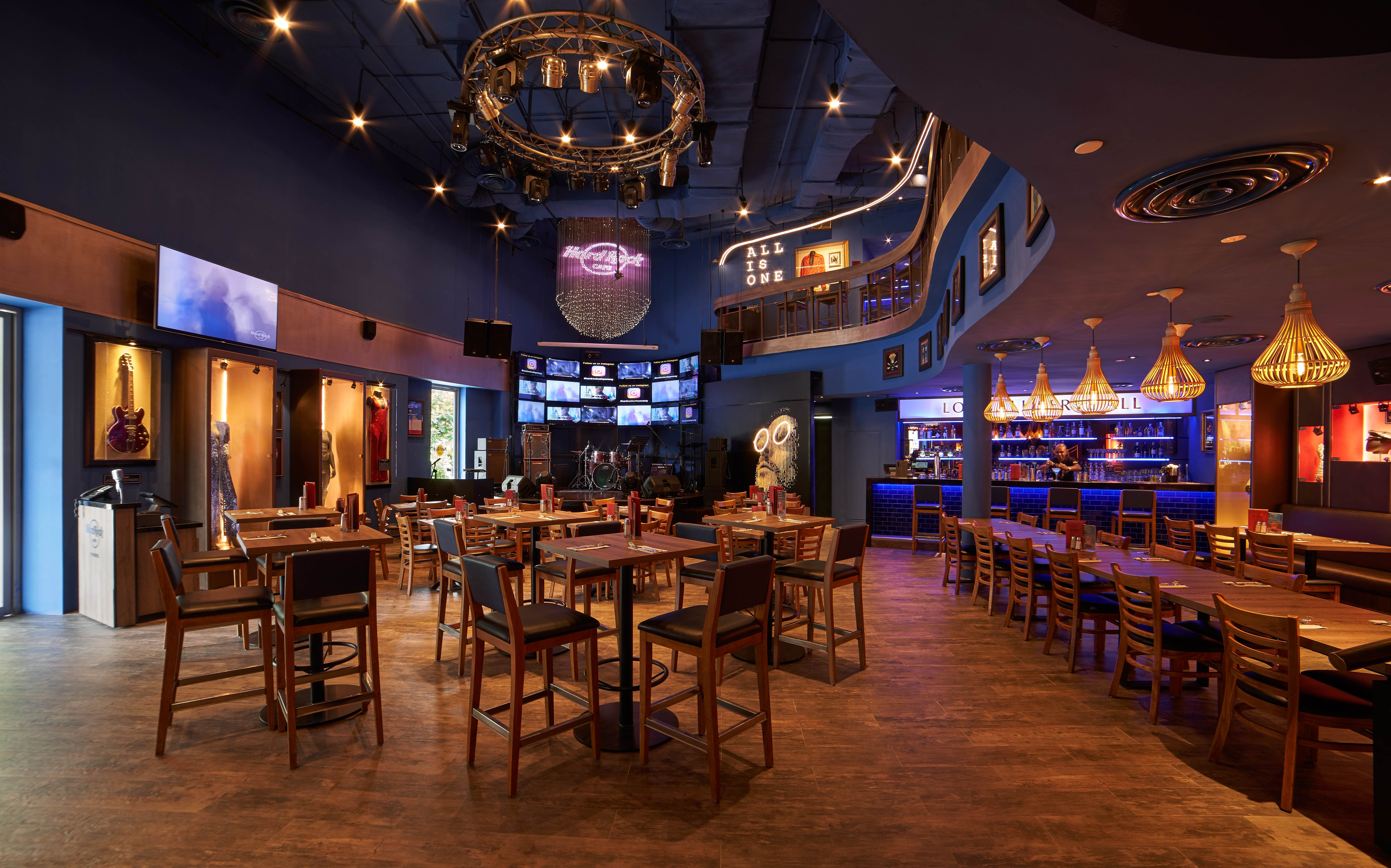 Hard Rock Café Penang Reopens with New Look, New Taste and New Vibe