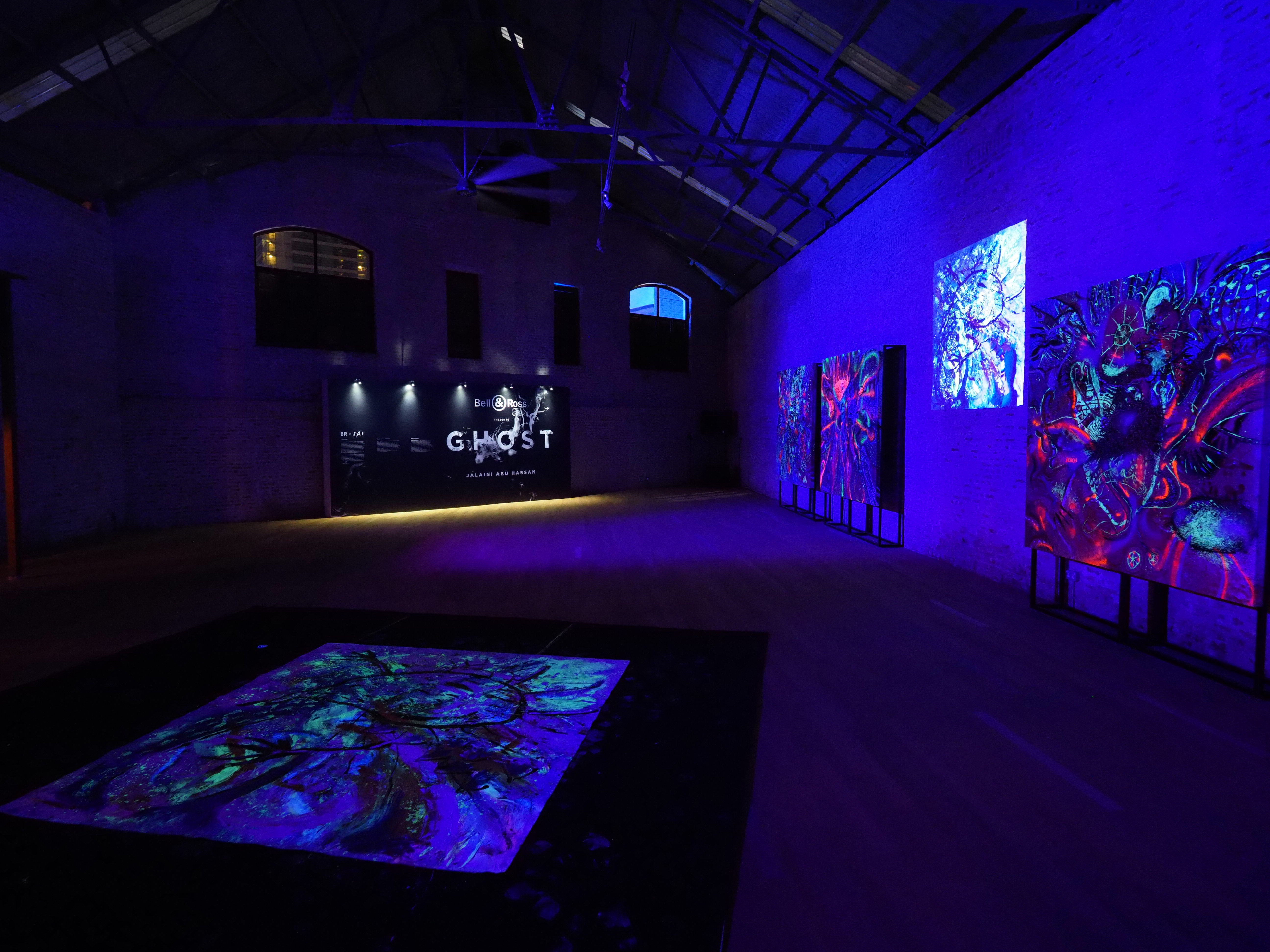 Bell & Ross Collaboration With The Malaysian Art Scene