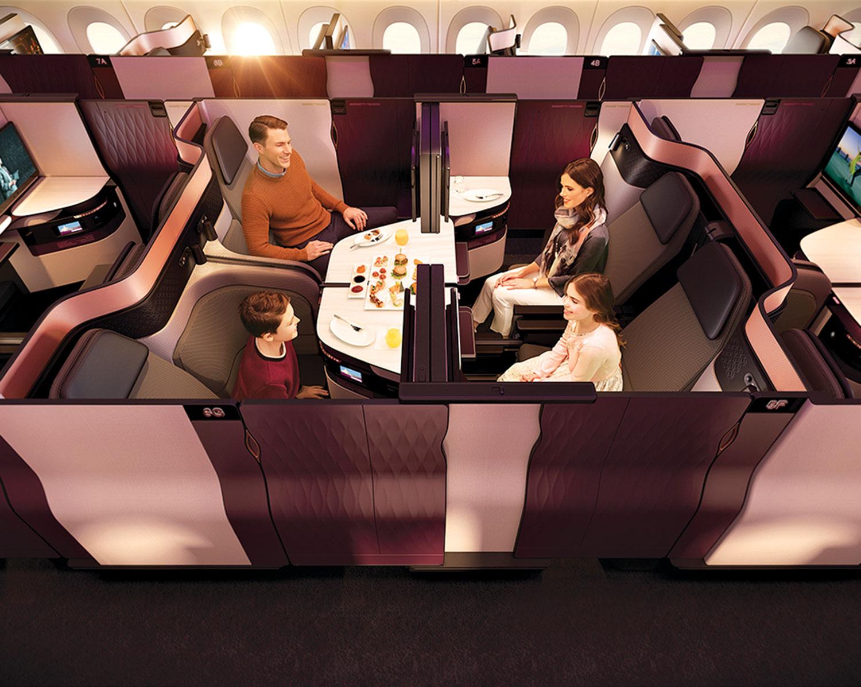 Qatar Airways: New Standard in Luxury Travel