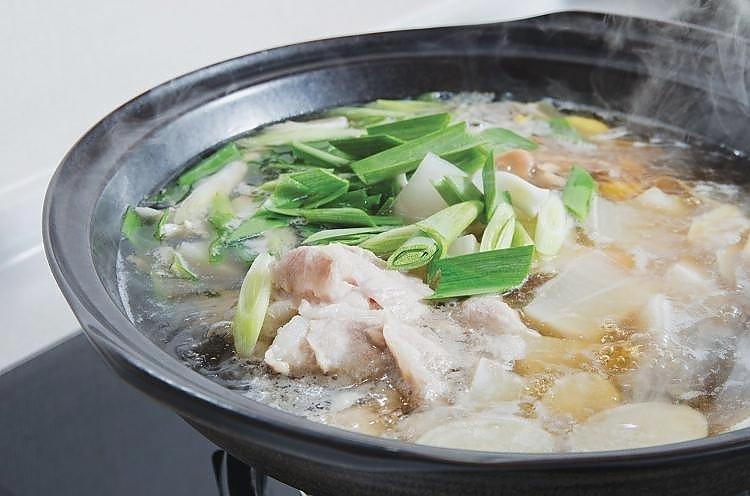 Sea snail soup 螺肉蒜汤