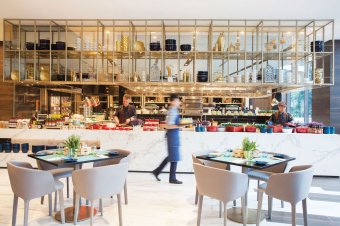 Novotel Singapore on Stevens-Food Exchange