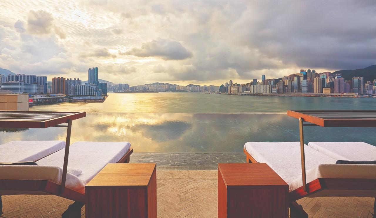 The Gold List 2020 Best International Hotel—Rosewood Hong Kong