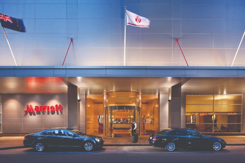 The Gold List 2020 Best International Hotel — Melbourne Marriott Hotel