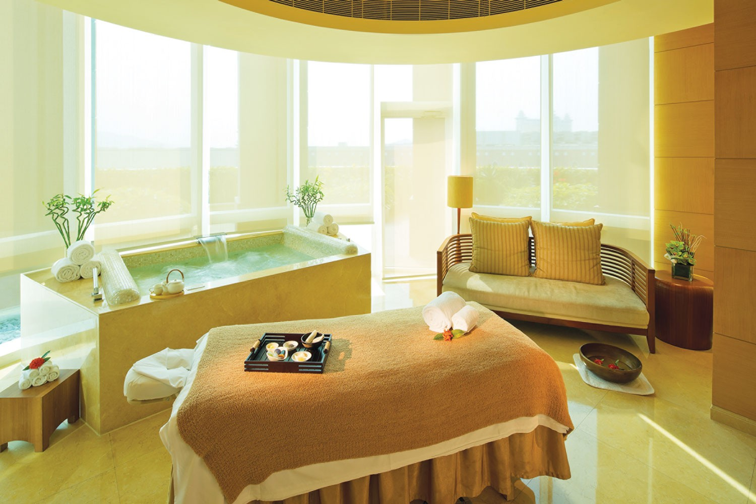 """The Spa at Four Seasons Macao - """"Portugal with Love"""""""