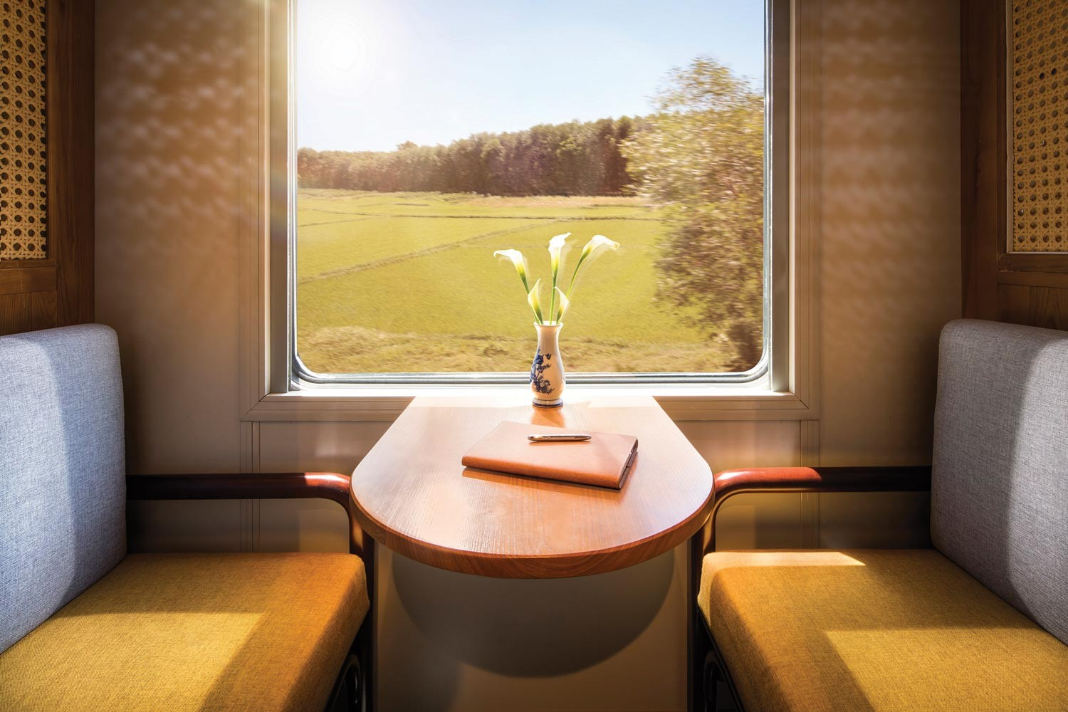 The Vietage: An Old-World Charm Luxury Railway Journey