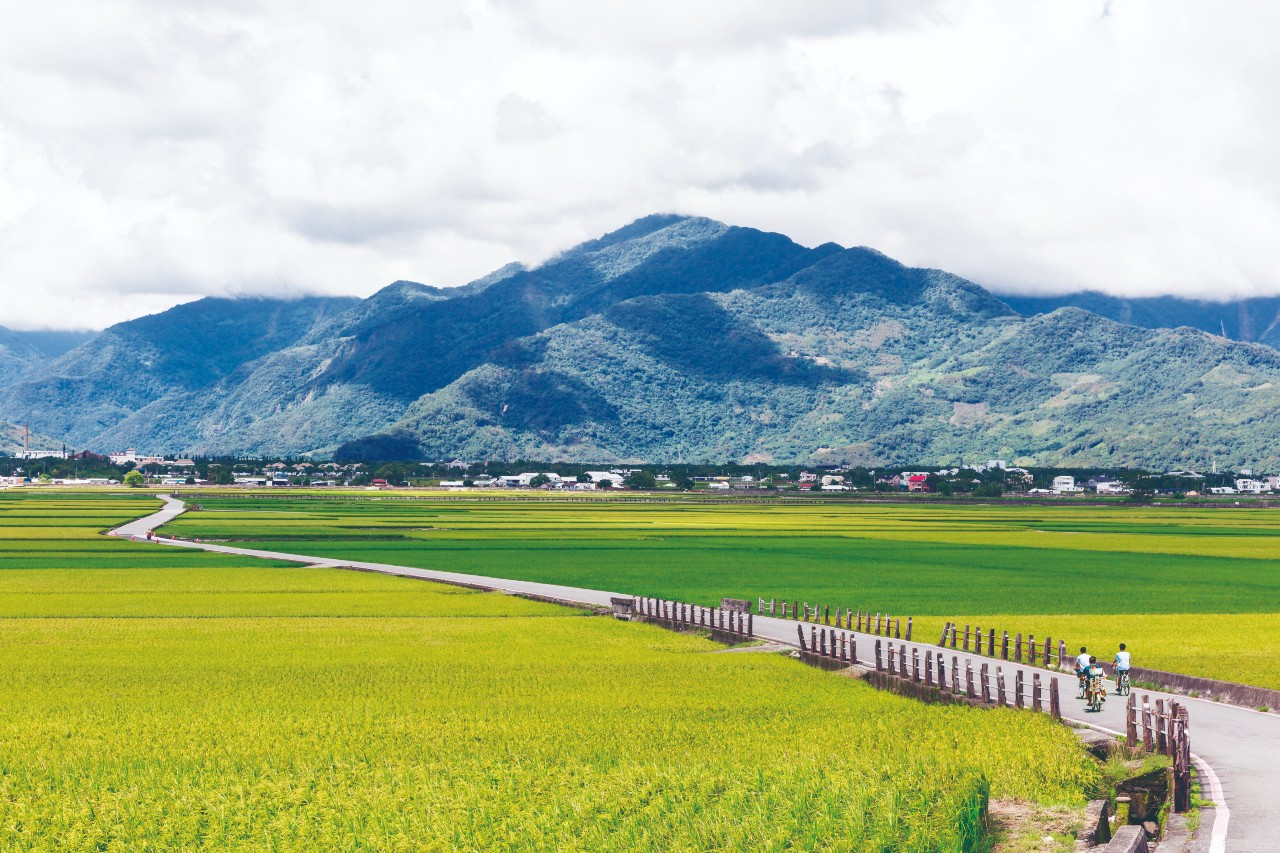 Cycling To Discover A Different Taiwan