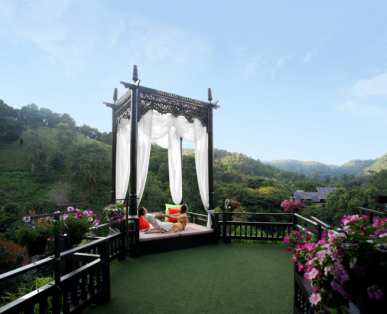 Panviman Chiang Mai Spa Resort: A Paradise Moment