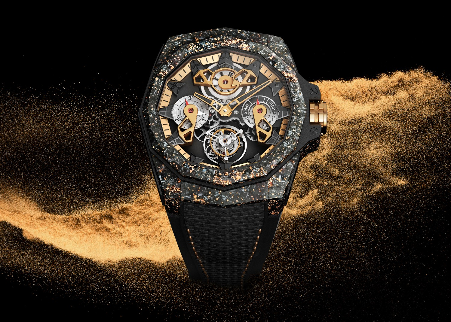 Corum Admiral Collection Watches: Masters Of The Seas