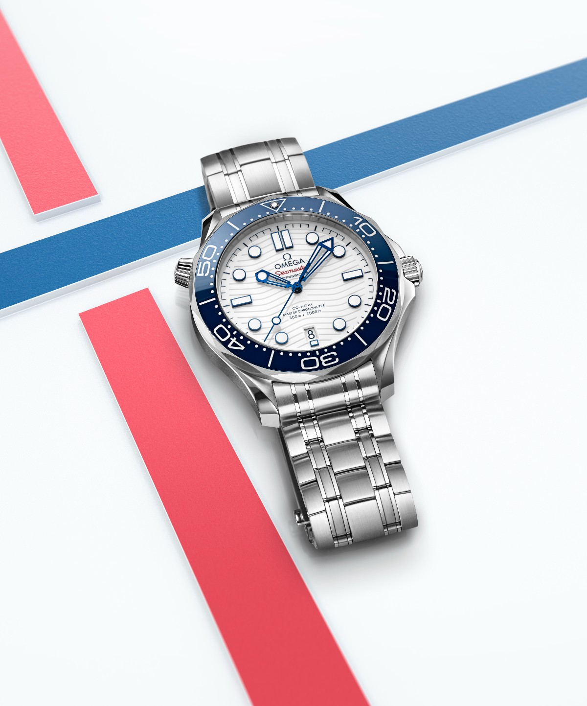 Omega Celebrates The Olympics With The Seamaster Diver 300M Tokyo 2020
