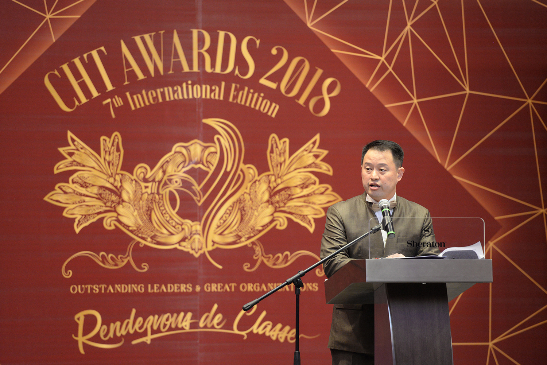 CHT awards 2018