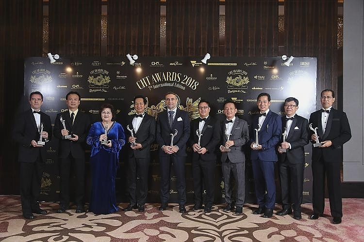 From Left: Professor Stephen Doughty, Chew Han Tah, Mandy Chew Siok Cheng, Tan Hock Kheng, Roberto Guerra, Simon Kwan, Teoh Han Chuan, Dato' Dr Colin Lee Soon Soo, Dr Ng Peng Wah and Dr Azmi bin Hj Mohd.