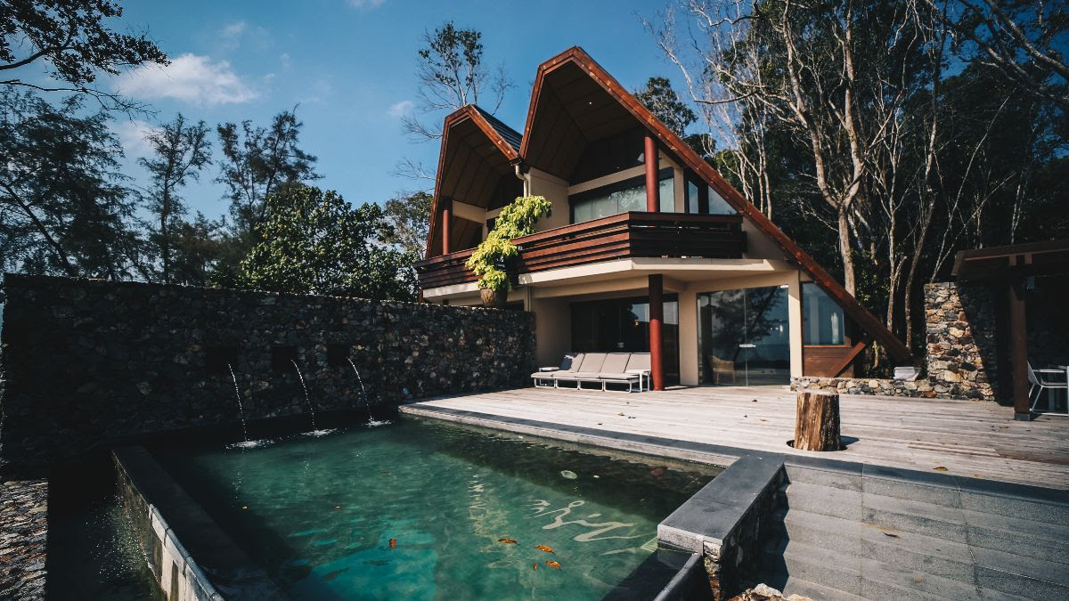 THE KASTURI Resort: Embraced by Land and Sea